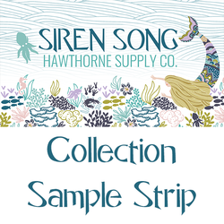 Siren Song Sample Strip