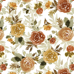 Fall Bouquet in Memory