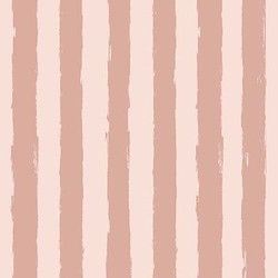 Stripe in Pink Metallic