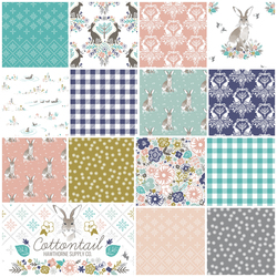 Cottontail Fat Quarter Bundle