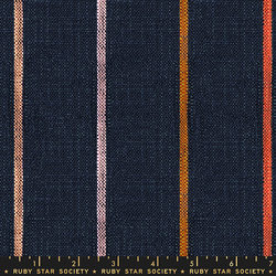 Chore Coat Stripe in Navy