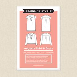 Augusta Shirt and Dress 14-30