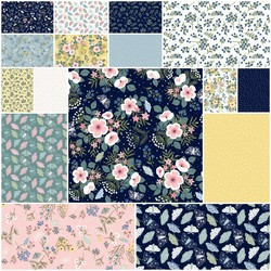Meadow Whispers Fat Quarter Bundle