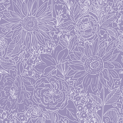Paperie in Lilac