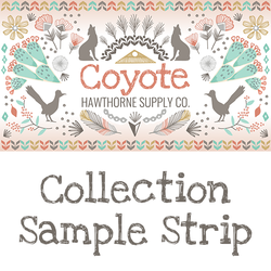 Coyote Sample Strip