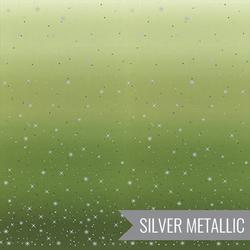 Ombre Fairy Dust Metallic in Evergreen