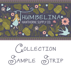 Thumbelina Sample Strip