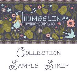 Thumbelina Sample Strip