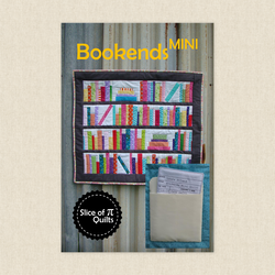 Bookends Mini Quilt