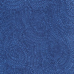 Vine Maze 108 inch Wideback in Blue
