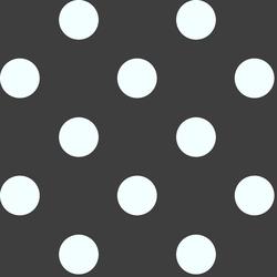 Jumbo Dot in Onyx