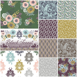 Black Forest Fat Quarter Bundle