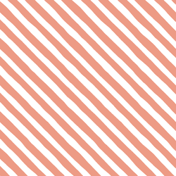 Rogue Stripe in Grapefruit