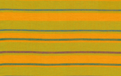 Alternating Stripe in Yellow
