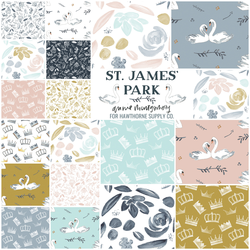 St. James' Park Fat Quarter Bundle
