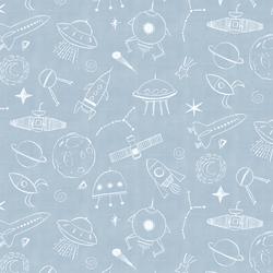 Spacecraft in Misty