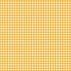 Gingham in Yellow