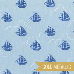 Jolly Roger in Cloud Metallic