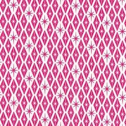 Atomic Starburst in Pink