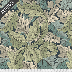 Acanthus Backing in Verdant