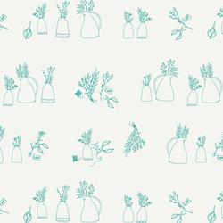 Gardening Joy in Flowerette