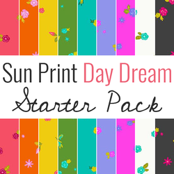 Sun Print Starter Pack in Day Dream