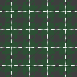 Tartan Plaid in Cedar Green