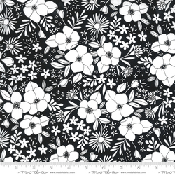 Wild Florals in Ink