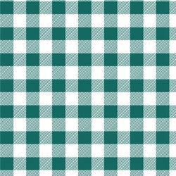 Medium Buffalo Plaid in Emerald