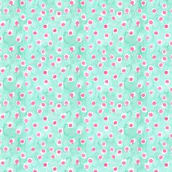 Sprinkles in Teal