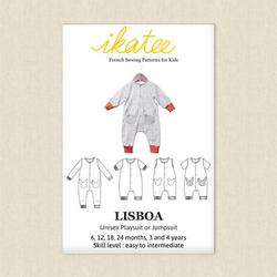 Lisboa Jumpsuit/Playsuit - Baby