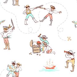 A Pirates Life in Seafoam