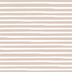 Painted Stripe in Marshmallow