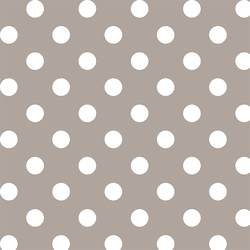 Marble Dot in Taupe