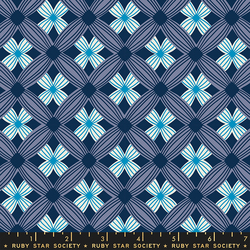 Tufted in Navy