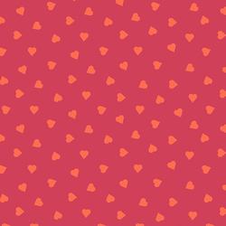Heart of Glass in Rhubarb