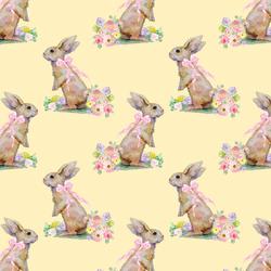 Little Bunny Tales in Buttercup