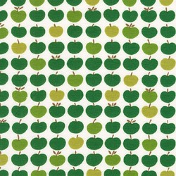 Apples Knit in Green