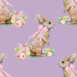 Bunny Tales in Lavender