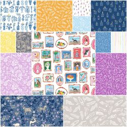 Promenade Fat Quarter Bundle