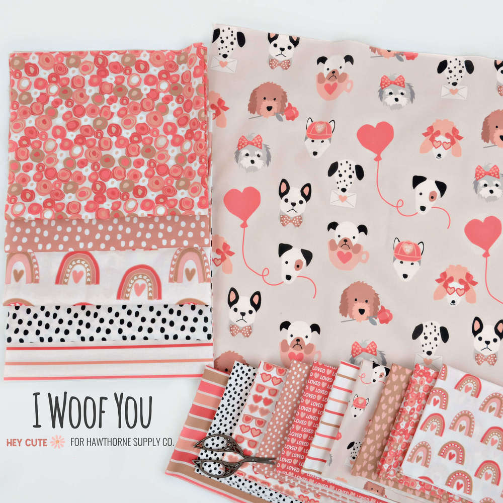 I Woof You Poster Image