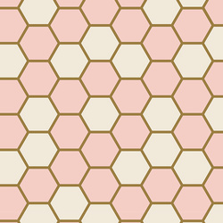 Hex in Rose