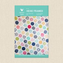 Hexie Framed