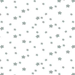 Star Light in Eucalyptus on White