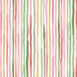 Washed Stripe in Multi