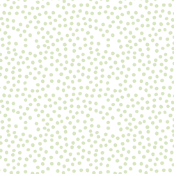 Little Dots in Sea Green
