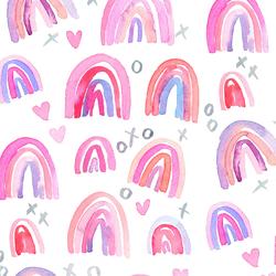 Rainbow Love in XOXO