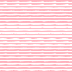 Painted Stripes in Bubblegum