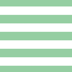 Horizontal Play Stripe in Sprout