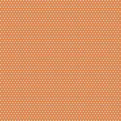 Polka Dot in Pumpkin Spice